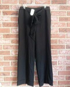 NWT ANN TAYLOR WIDE LEG DRESS PANTS